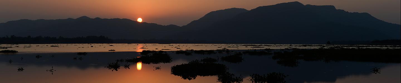 Assam Sunset